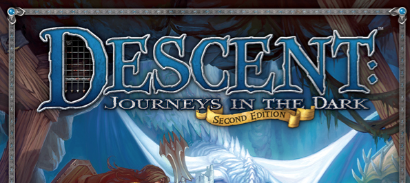 Descent Journeys into the Dark Second Edition