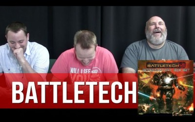 Battletech Introductory Review