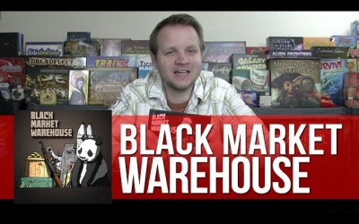 Black Market Warehouse