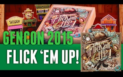 GenCon 2015 Flick Em Up attribution