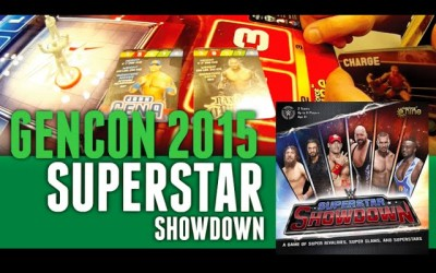 GenCon 2015 Superstar Showdown