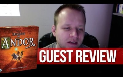 Guest Review of Legends of Andor