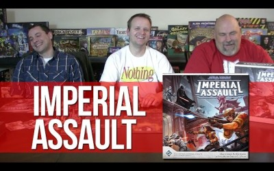 Imperial Assault Review