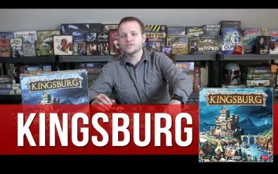 Kingsburg Board Game Review