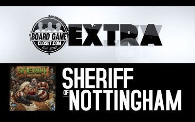 Sheriff of Nottingham EXTRA