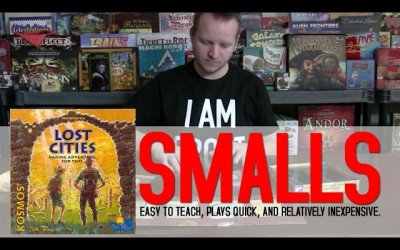 SMALLS: Lost Cities