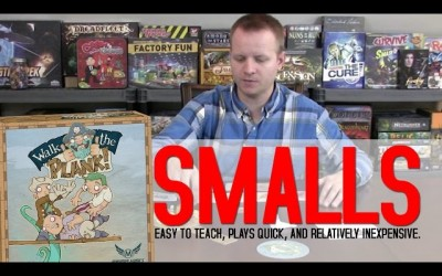 SMALLS: Walk the Plank Review