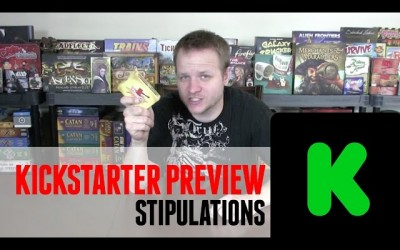 Stipulations Preview