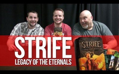 Strife: Legacy of the Eternals Review