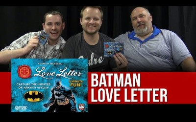 Batman Love Letter Review
