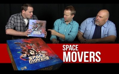 Space Movers review
