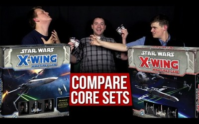 Xwing Core Set Comparison