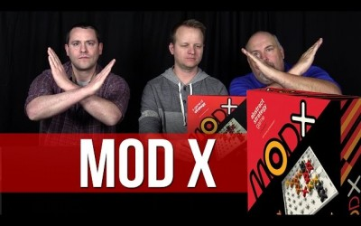 Mod X Board Game Review