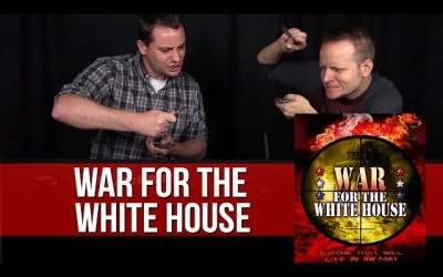 War For The Whitehouse card game
