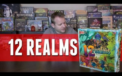 12 Realms Board Game