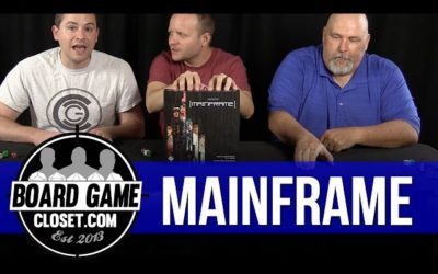 Android Mainframe Board Game Review