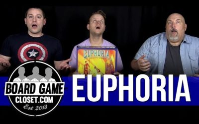 Euphoria Board Game Review