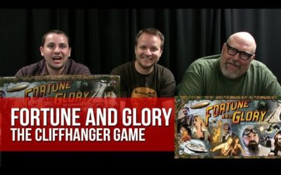 Fortune and Glory. The Cliffhanger Game