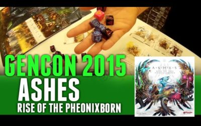 GenCon 2015 Ashes