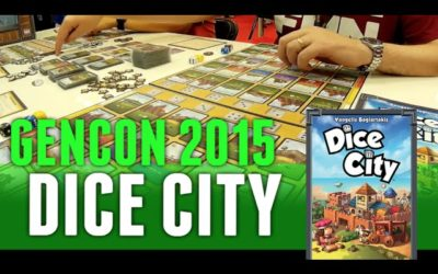 GenCon 2015 Dice City