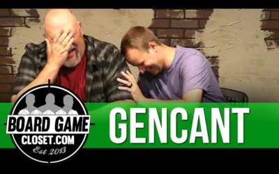 GenCon Sadness and a Giveaway!