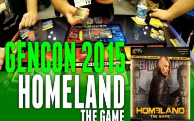 Homeland The Game