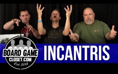 Kickstarter Preview: Incantris