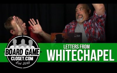 Letters From White Chapel