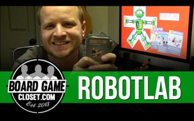 RobotLab card game