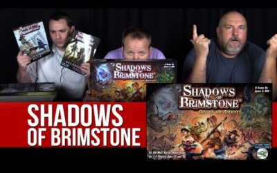 Shadows of Brimstone: City of the Ancients review