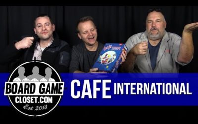 Cafe International Board Game Review