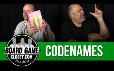 Codenames and Codenames Pictures