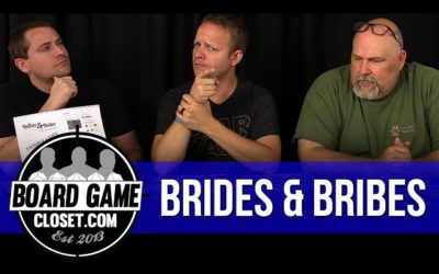 Kickstarter Preview: Brides & Bribes