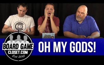 Oh My Gods! Board Game Review