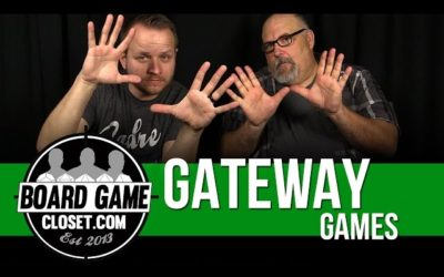 Ten Gateway Games