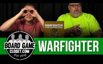 Warfighter Board Game