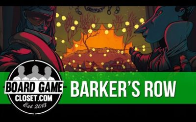 Barker's Row Kickstarter Preview
