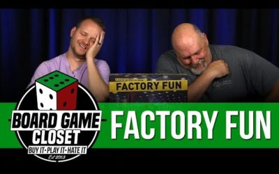 Factory Fun Board Game Review
