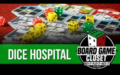 Heal those sick dice in Dice Hospital!