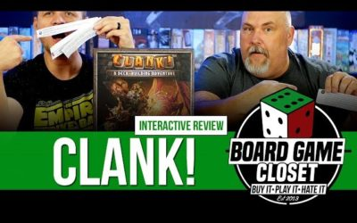 People love and hate Clank!