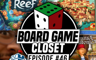 Episode 46: Dice Tower Con Awesomeness