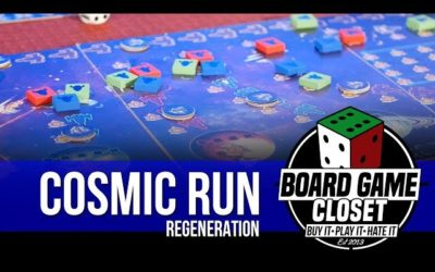 Cosmic Run Regeneration