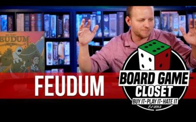 Feudum Board Game