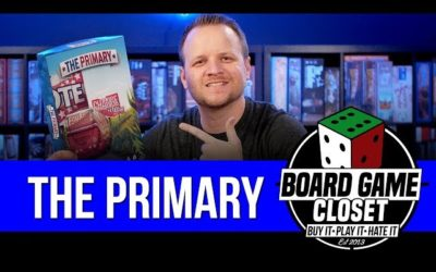 The Primary Board Game